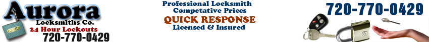 Aurora Locksmiths Co