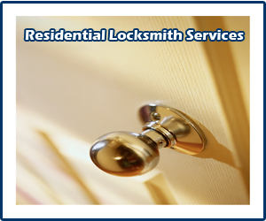 Residential Locksmith Services